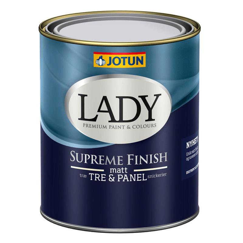 Lady Supreme Finish Matt 05