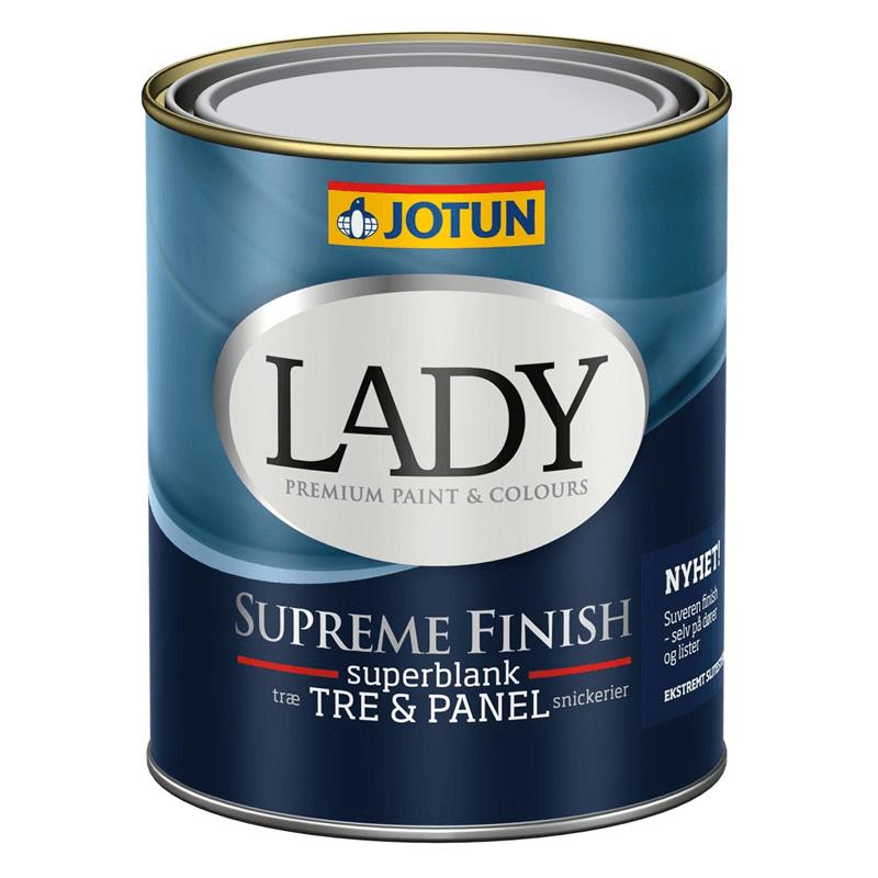 Lady Supreme Finish Superblank 80