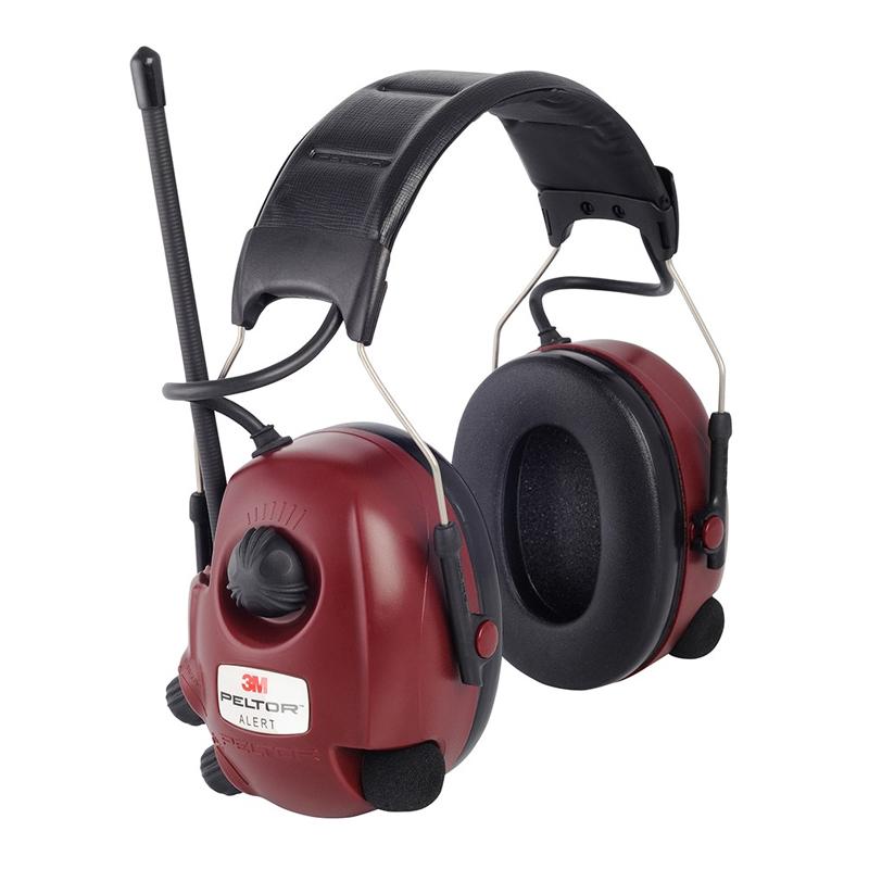 PELTOR WS Alert Hörselskydd med radio