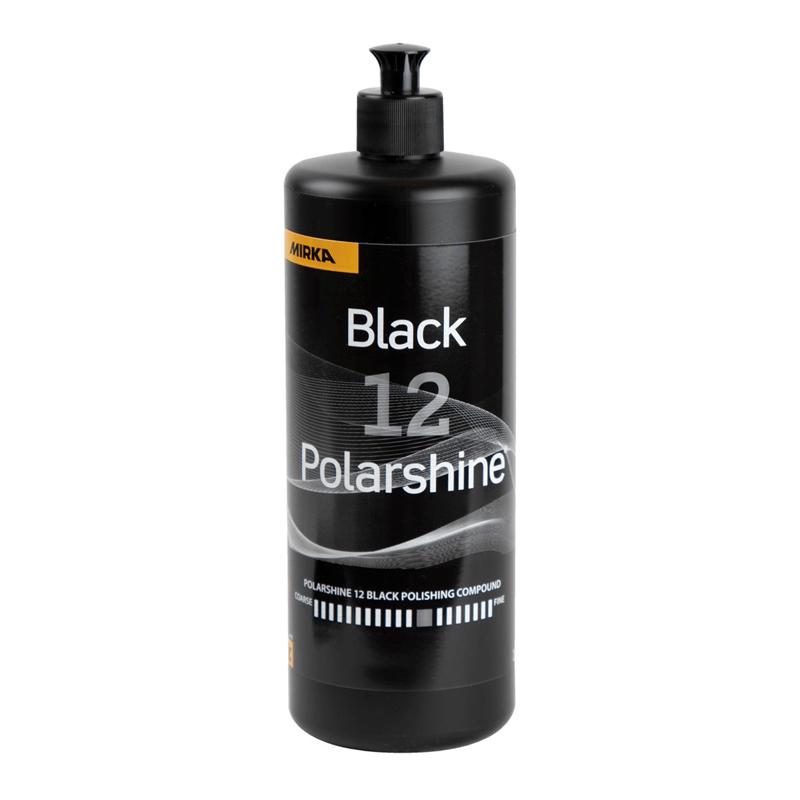 Polarshine 12 Black Polermedel