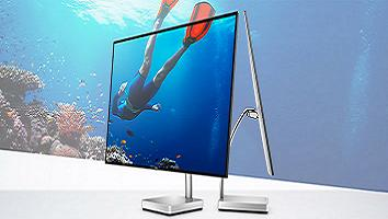 Dell thin monitor