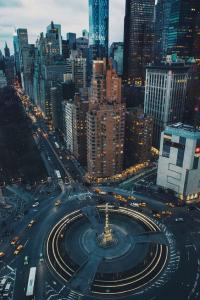 NYC Columbus Circle