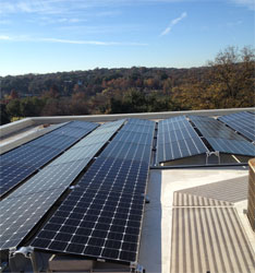dual axis commercial solar