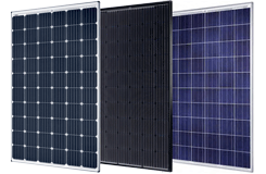 solarworld and other standard efficiency solar panels