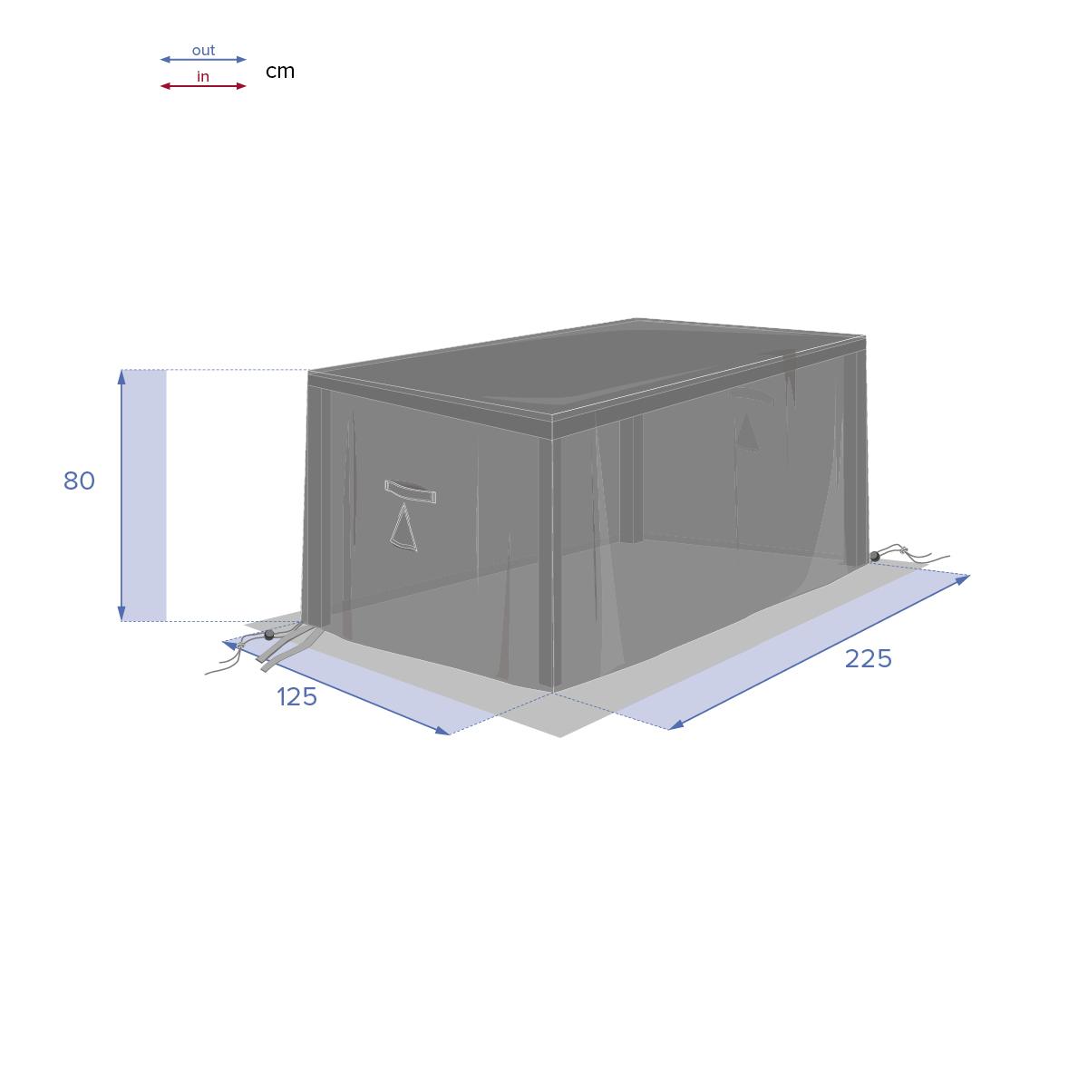 https www hesperide com table chaise accessoires housse de protection housse de table de jardin rectangulaire m 70744 html