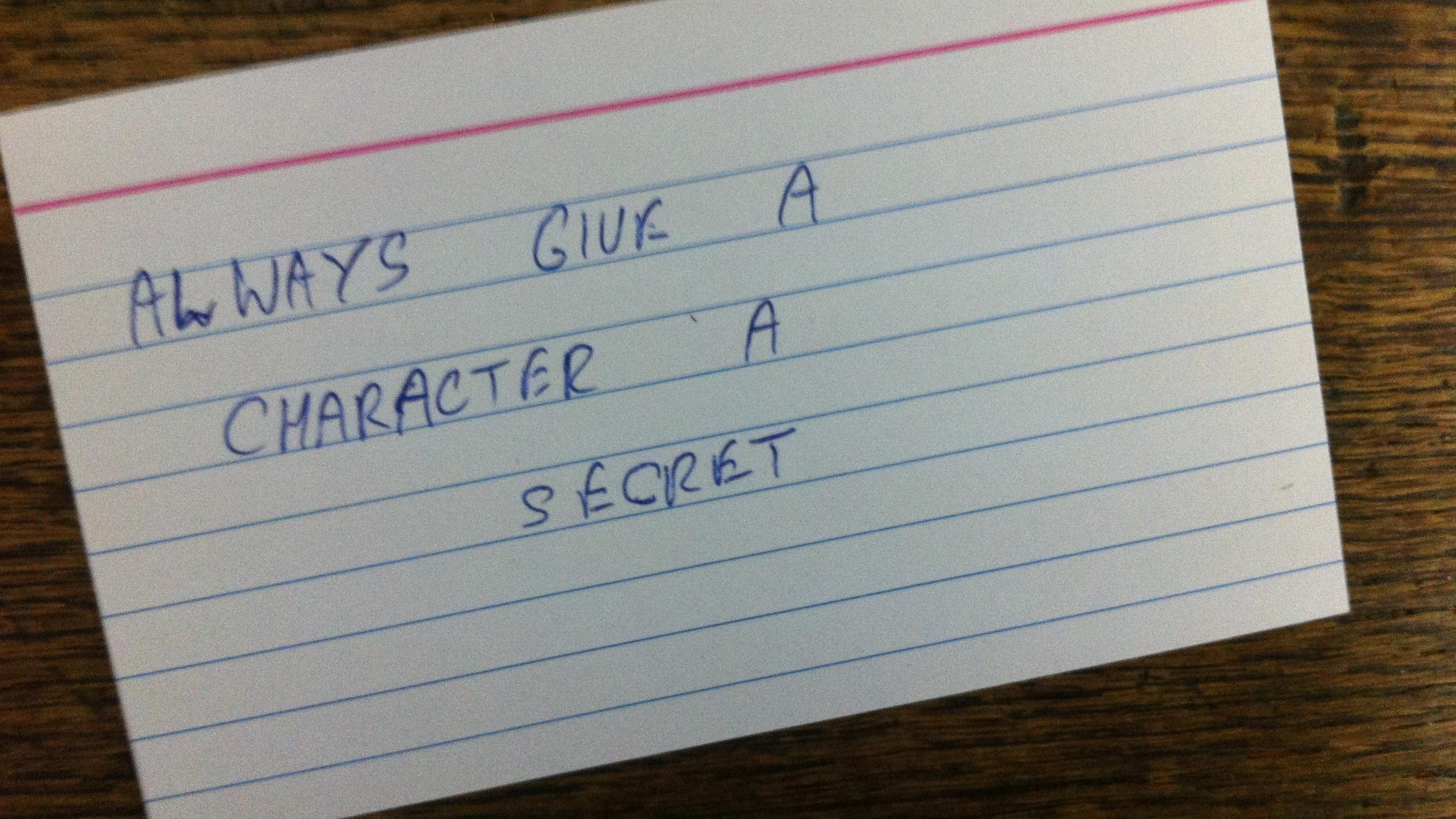 Writing Tip (95)