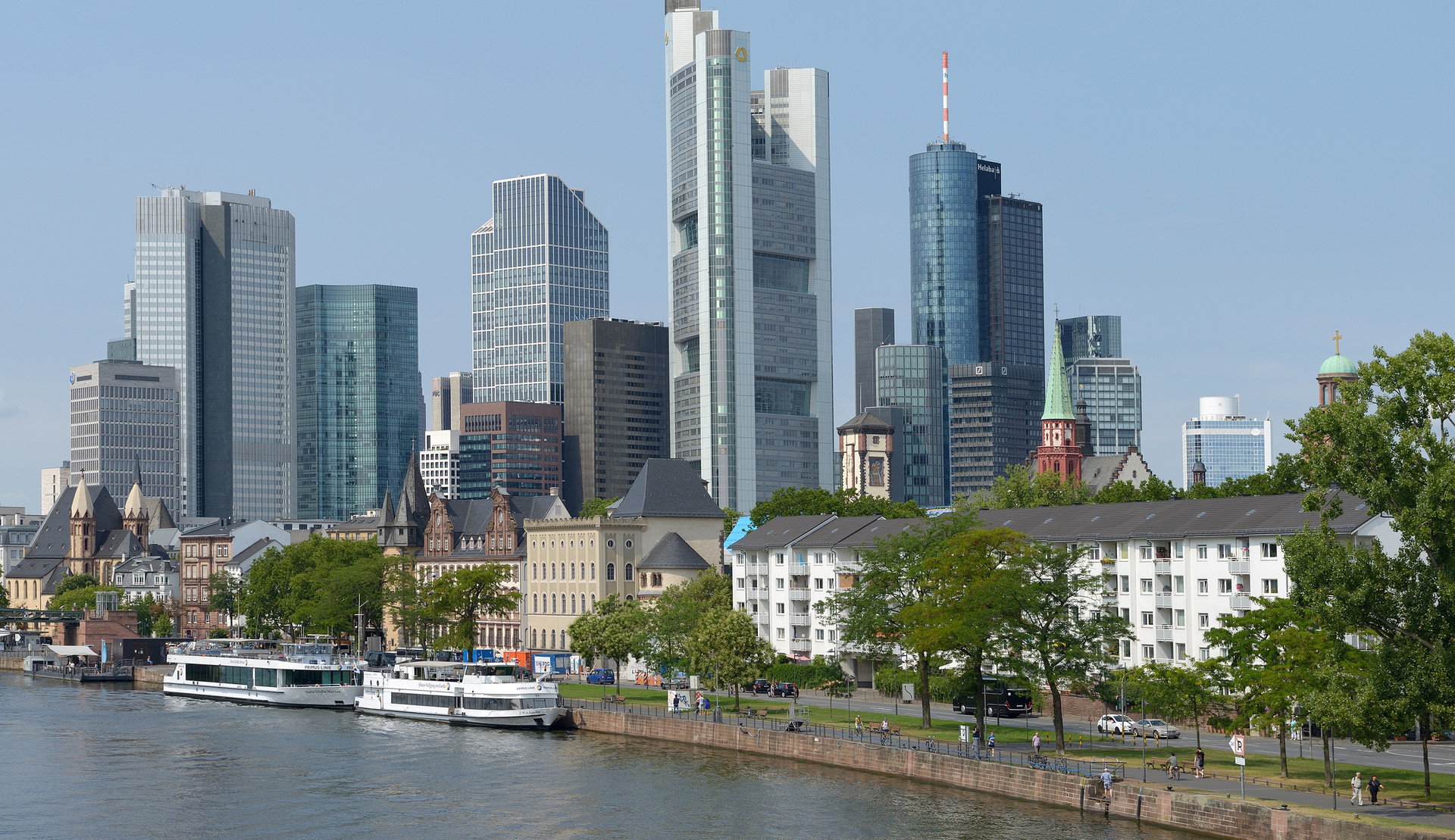 Museumsuferfest Frankfurt High Resolution Stock Photography And