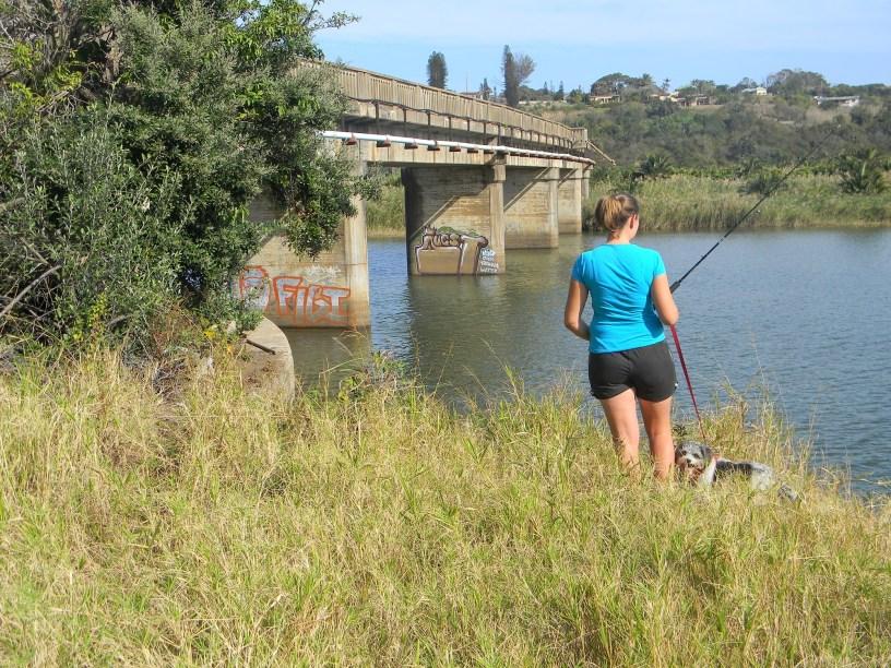 Mtwalume River on the Elysium bank