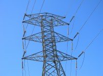 Electric high voltage wires2