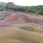 Mauritius - Coloured Sands - Chamarel