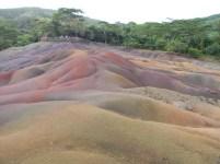 Mauritius - Coloured Sands - Chamarel