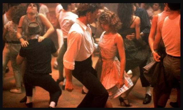 Dans - Dirty Dancing party scene