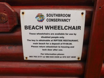 Wheelchairs available