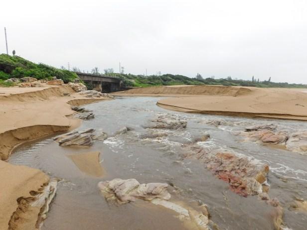 Mhlangamkulu River April 2019