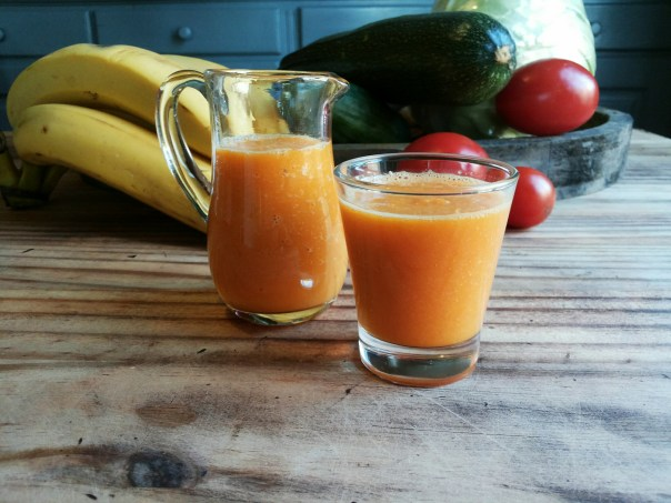 Foto: Orange Smoothie
