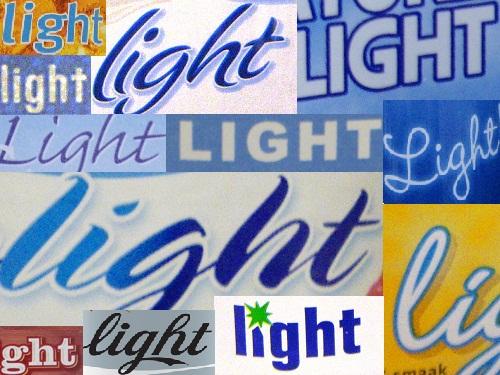 Foto: light producten