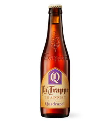 La Trappe, Quadrupel, Cafe. Wervershoof