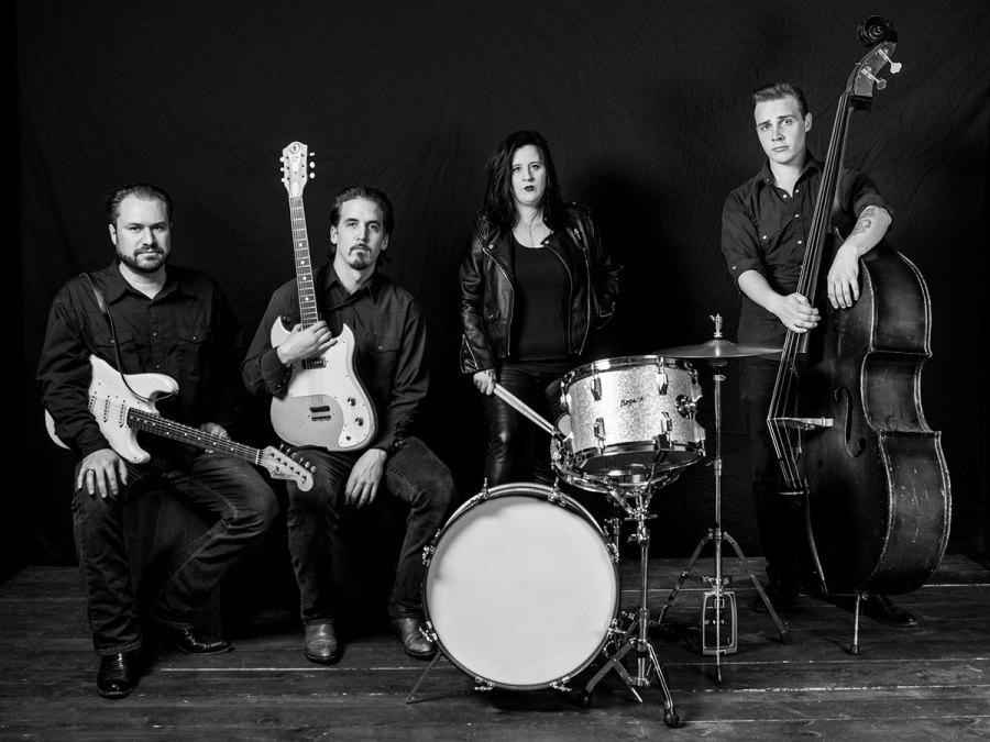 Lindsay Beaver, Blues, Wervershoof, 24th st. warriors, Cafe, Live muziek