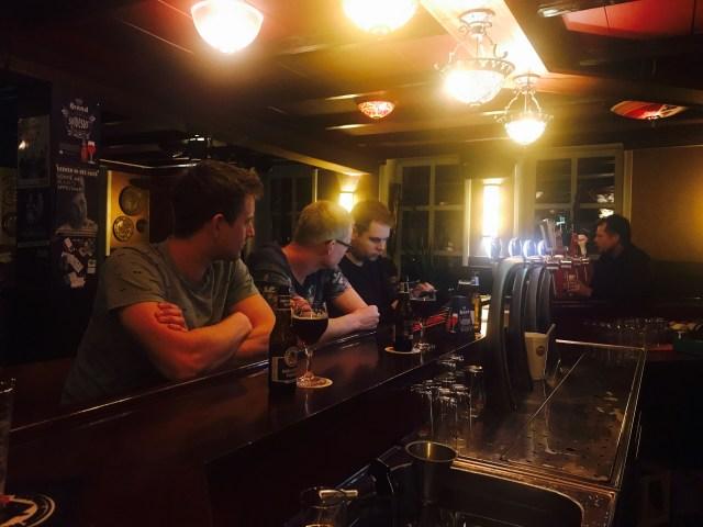 Bierdrinkersgilde, Wervershoof, Cafe, Speciaalbier, drinken
