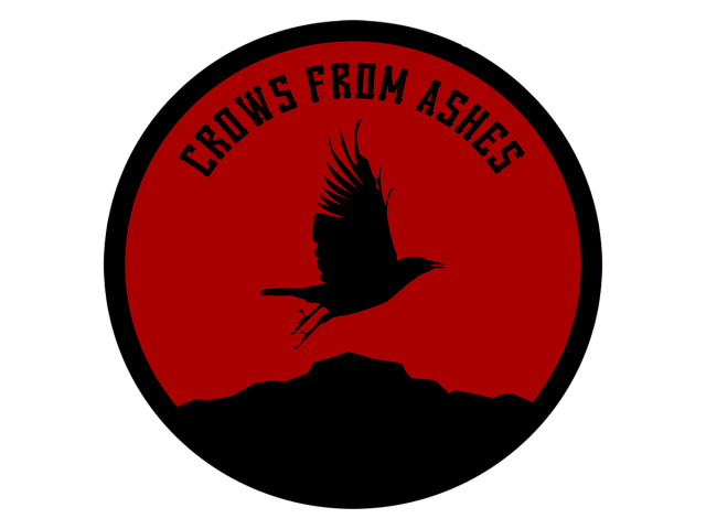 Hèt Café, Wervershoof, Huub Sijm, Zwaagdijk, Crows from Ashes