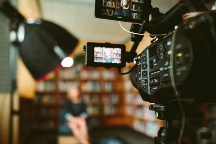 Training Pers en media