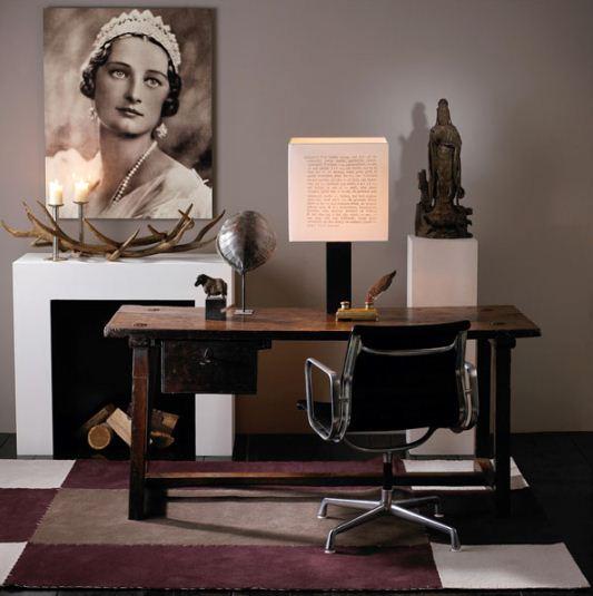 Vitra Aluminium Chair EA 108