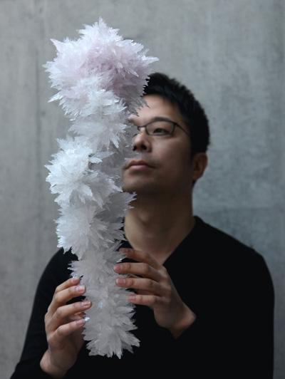Japanse ontwerper Tokujin Yoshioka