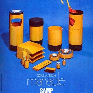 Samp de Manade retro bureau accessoires