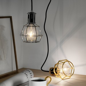 Design House Stockholm Zwarte Worklamp SUMMERSALE