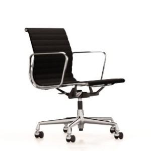 Vitra Eames Aluminium Chair EA 117 bureaustoel