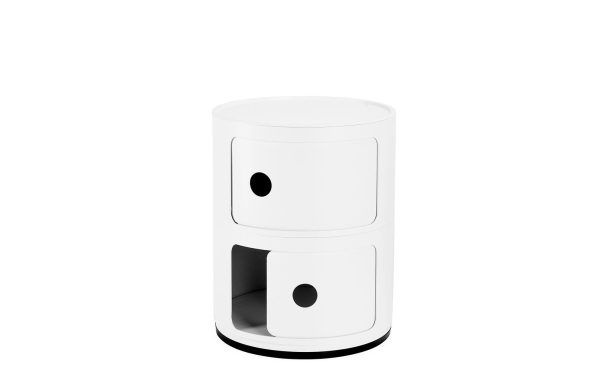 Kartell Componibili kast recycled