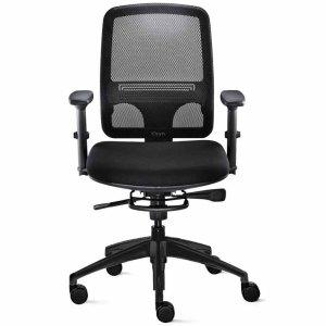 Dauphin ergonomische bureaustoel
