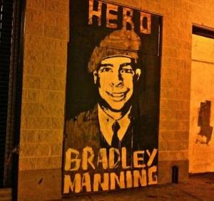 Bradley Manning hero
