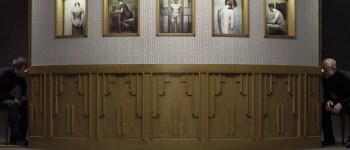 Erwin Olaf, The Keyhole (4V2), 2011. Courtesy Flatland Gallery, Utrecht