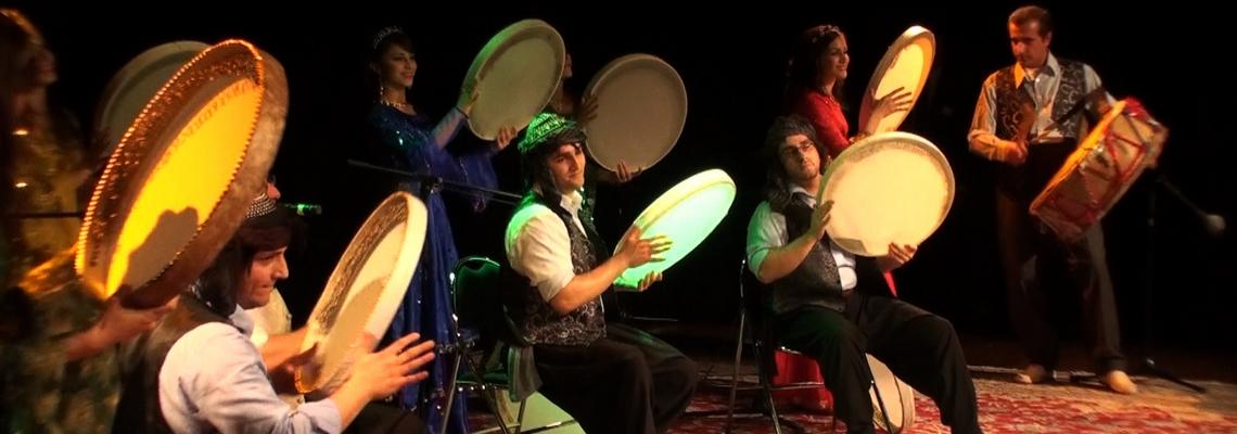 les détours de babel Djanan par l'ensemble Razbar les detours de babel festival grenoble