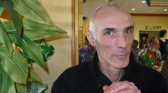 Bernard Gouget, membre du conseil d'administration du Forum gay et lesbien de Lyon