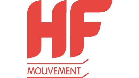 logo mouvement HF femmes spectacle vivant heteroclite mai 2014