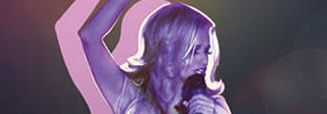 Dalida comme si j'étais là théâtre musical de lyon sandy sim's