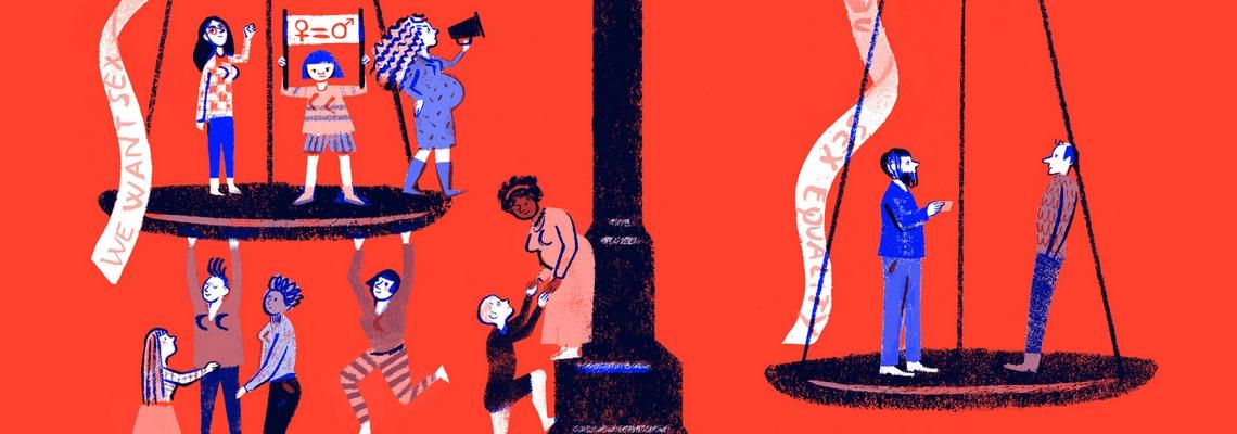 féministes récits militants sur la cause des femmes féminismes credit Julia Wauters
