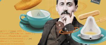 Proust aux tasses Marc Martin