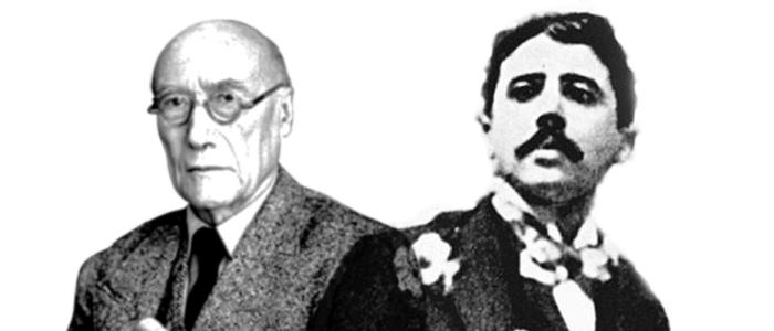 André Gide Marcel Proust