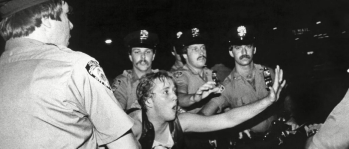 Émeutes Stonewall