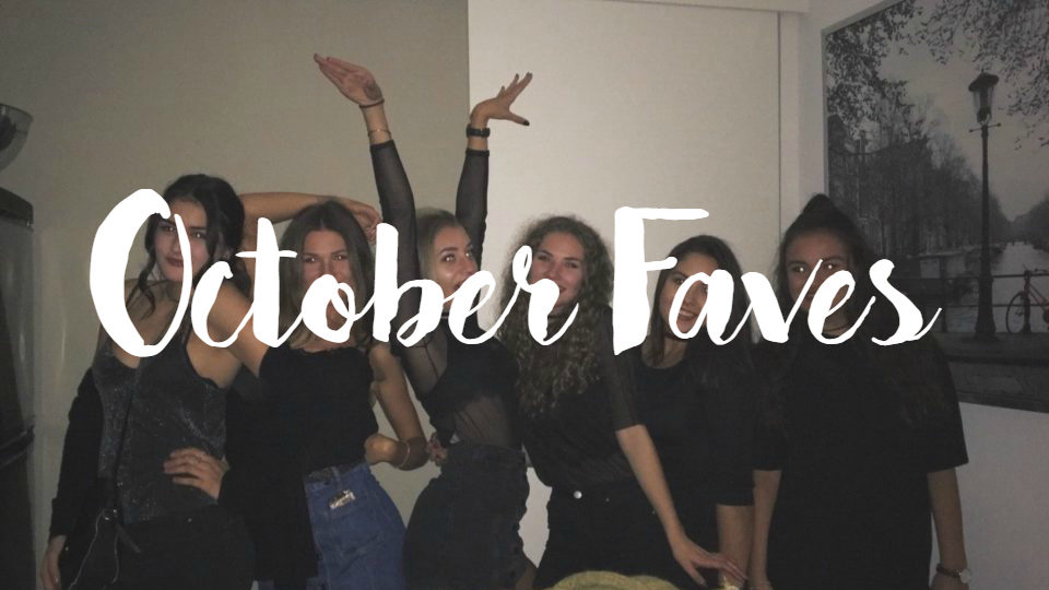 oktober faves header