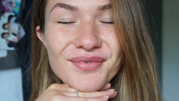 iris zonder make-up