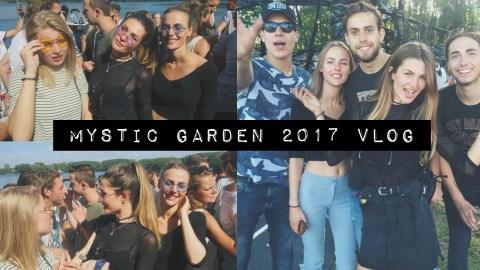 Mystic garden 2017 vlog thumbnail
