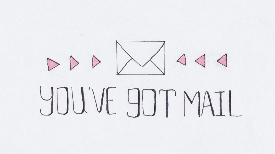 You've Got Mail Nieuwsbrief