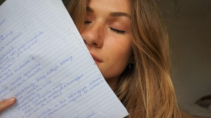 TENTAMENstress toets examen