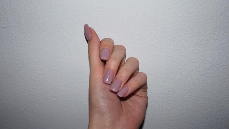acryl nagels 1 Freesia Nails Art Kudelstaart