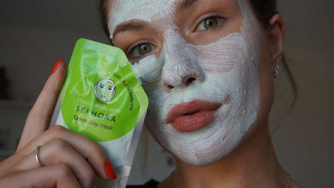 Sephora Green Clay Mask Review