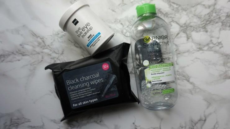 skincare routine wassen reinigen